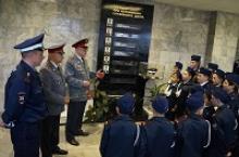 Юным кадетам полиции о подвигах защитников правопорядка рассказали ветераны УМВД по Ярославской области