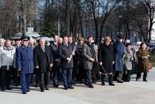 Санкт-Петербург благодарит ярославцев