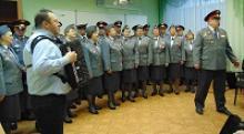 Ветераны управления МВД по Ярославской области посетили воспитанников школы-интерната № 6 столицы области