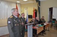 Состоялась Внеочередная конференция Вологодского регионального отделения Российского Союза ветеранов