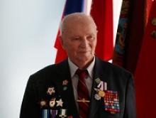 Владимира Терентьевича Куца в Российском Союзе ветеранов поздравили с 90-летием