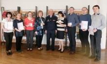 Сотрудники Тульского государственного Музея оружия отмечены наградами Российского Союза ветеранов