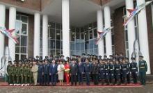 Открытие кадетского корпуса в г. Чебоксары