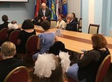 Cостоялось подведение итоговКонкурса творческих работ учащихся кадетских классов школ г. Москвы