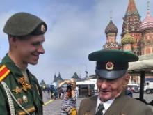 Письмо участницы парада 9 мая 2019 года на Красной площади