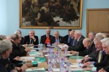 Состоялся Февральский (2018 г.) пленум комитета Российского Союза ветеранов