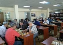 Шахматисты Белгорода – детям войны (празднование Дня Победы)