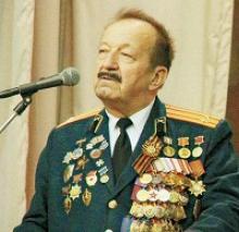 Борис Николаевич Соколов, подполковник в отставке
