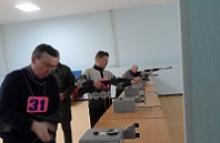 В г.Чебоксары состоялись соревнования по стрельбе из пневматической винтовки