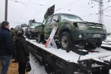 """Всероссийская акция """"Сирийский перелом"""" в Орле"""