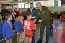 Российский Cоюз ветеранов и российский детский спорт