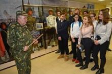 Открытие нового Музея вооруженных сил России в Твери