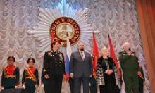 В Московском Доме ветеранов состоялся Урок мужества и чести