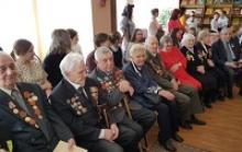 Встреча, посвящённая 74-й годовщине штурма Кёнигсберга