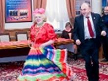 Встреча с ветеранами в Москве