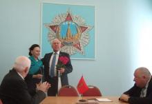 Женский взгляд на празднование Международного женского дня 8 марта в Российском союзе ветеранов